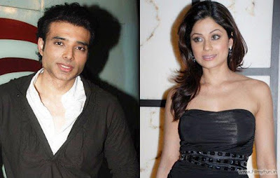 Shamita Shetty and Uday Chopra