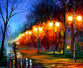 A Rainy Night Poem by sujit