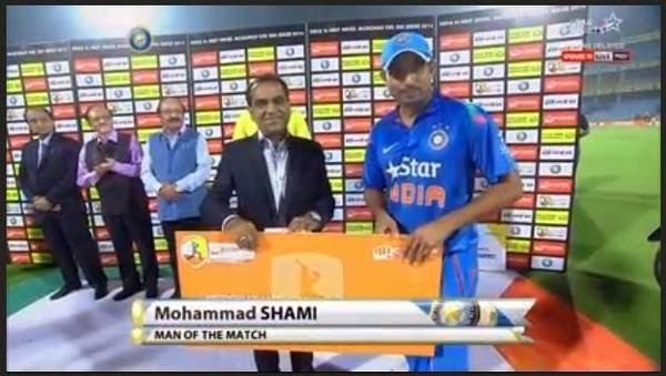 Mohammed-Shami-Man-of-the-Match-India-vs-West-Indies-2nd-ODI-Delhi-2014