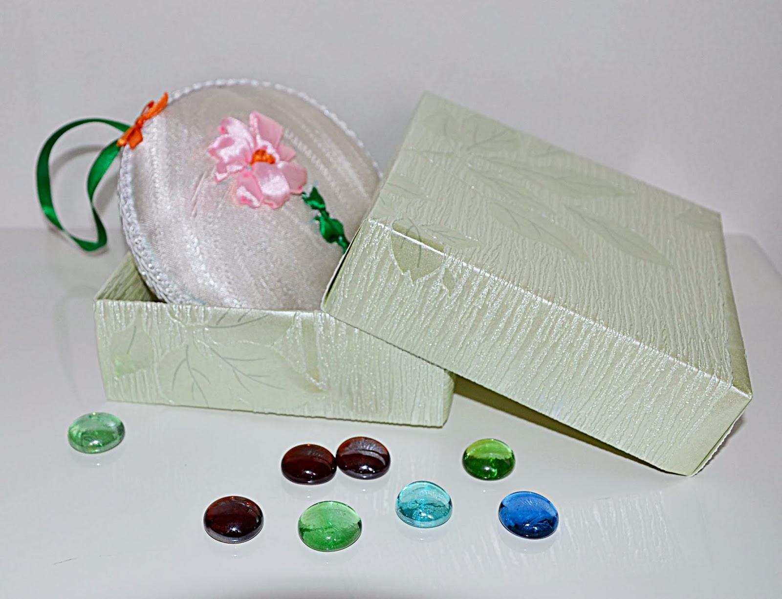 Что положить в коробочку для подарка