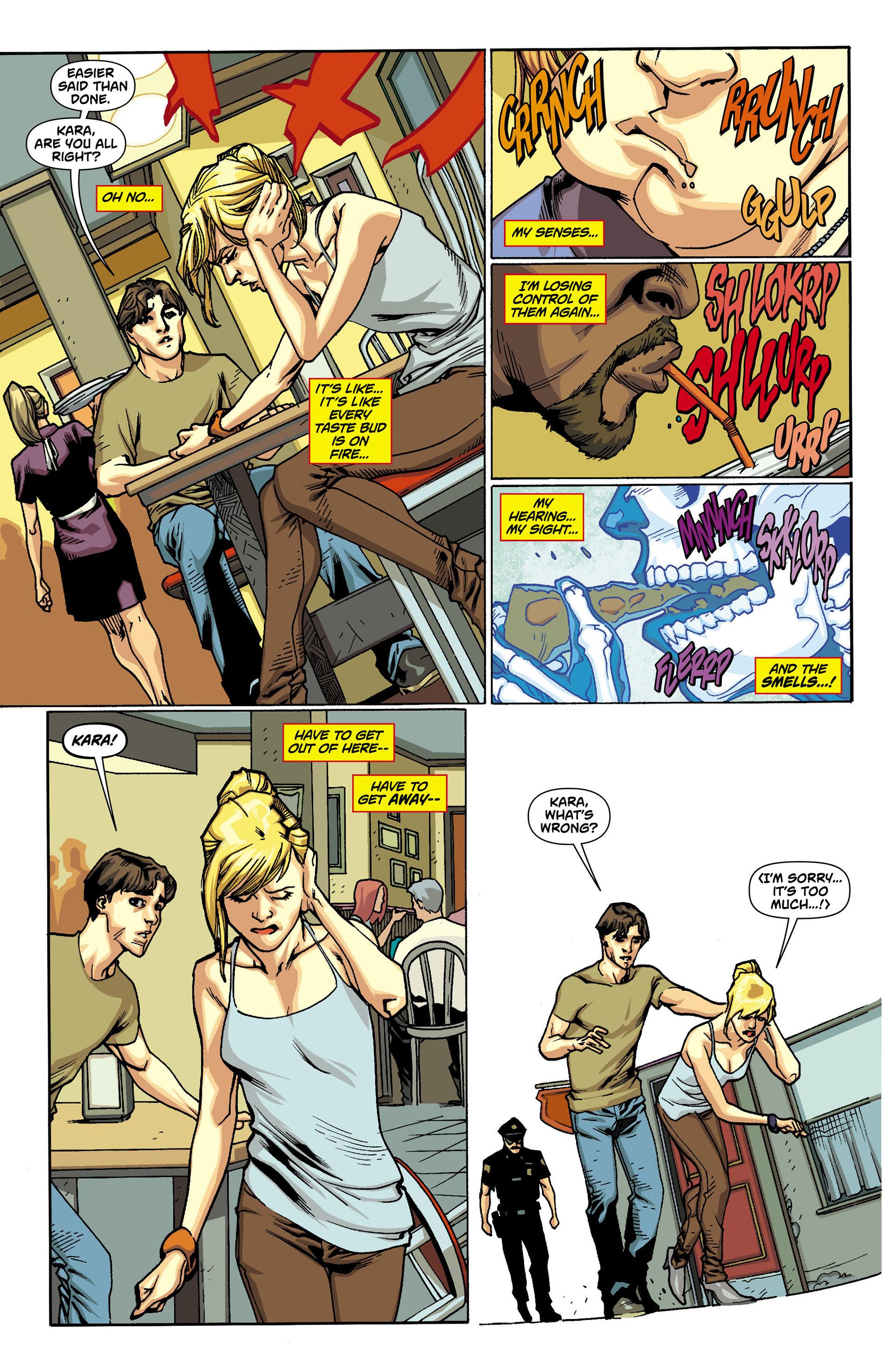 Supergirl (2011) Issue #11 #13 - English 8