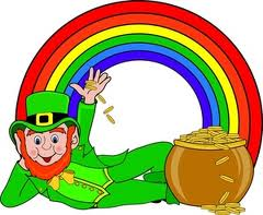 The Irish leprechaun