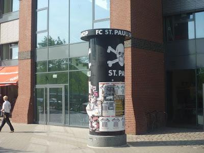 Matéria sobre o St. Pauli no site do Terra