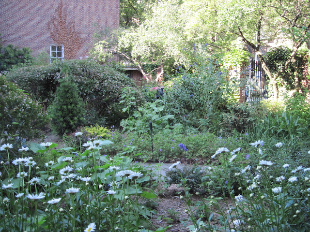 The Barrow Street Garden is among the last to be added to the Gardens of Saint Luke in the Fields