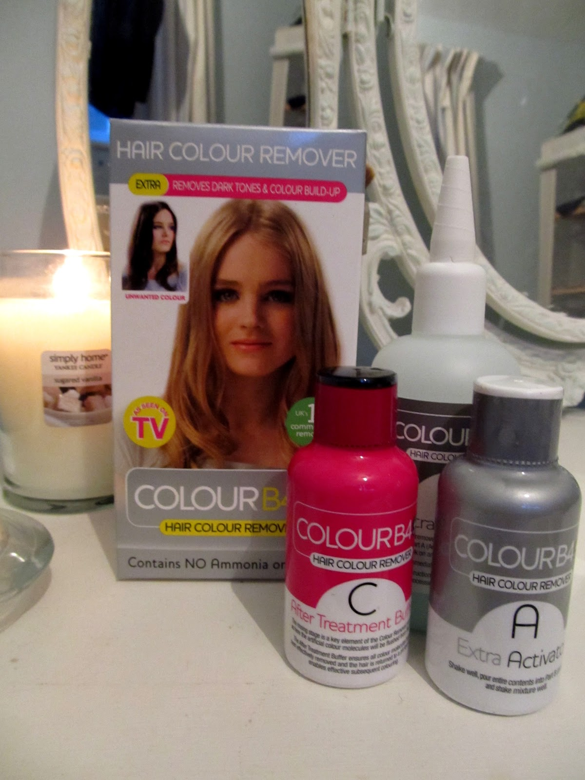 Becca Talks Beauty Diy Ombredip Dye Hair Colour B4 Loreal