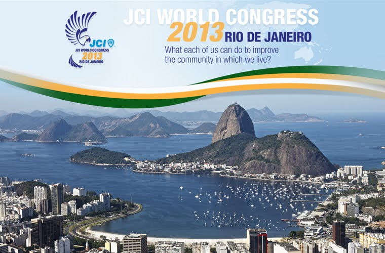 JCI World Congress Rio 2013