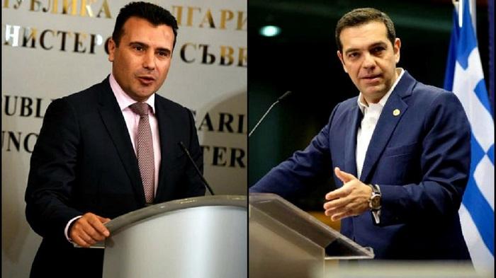 Επιμενει στο ονομα «Μακεδονια του ιλιντεν» ο Ζαεφ