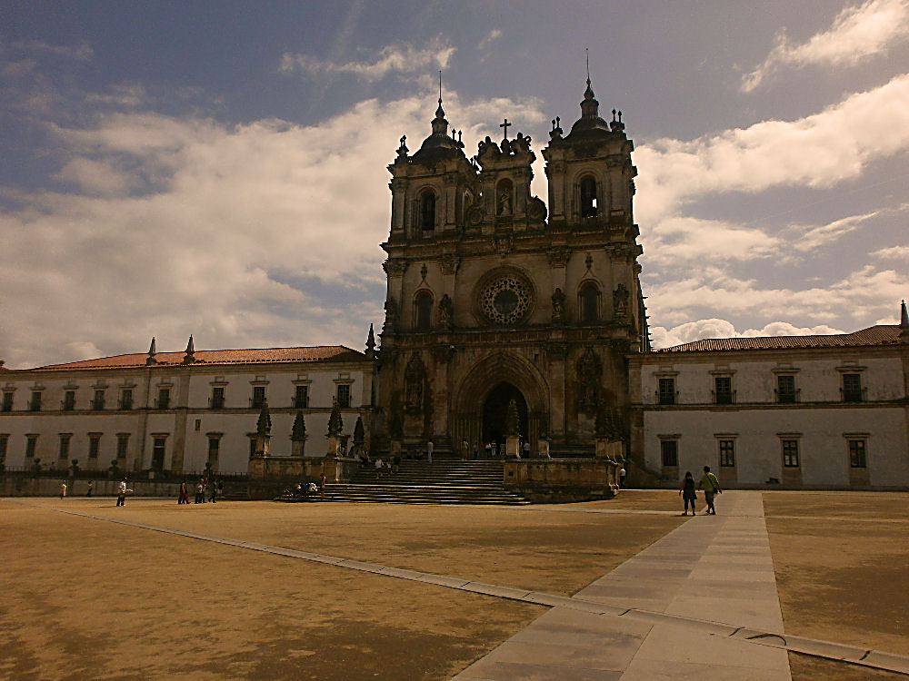 Alcobaca Monastery Portugal photo 2