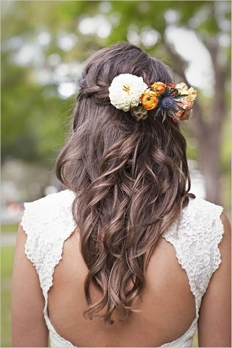 Great Ideas For Long Wedding Hairstyles