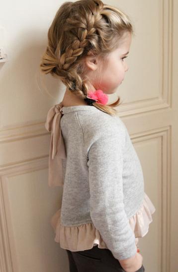 Louise Misha moda niña