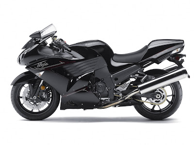 2011 Kawasaki Ninja ZX-14 Pictures
