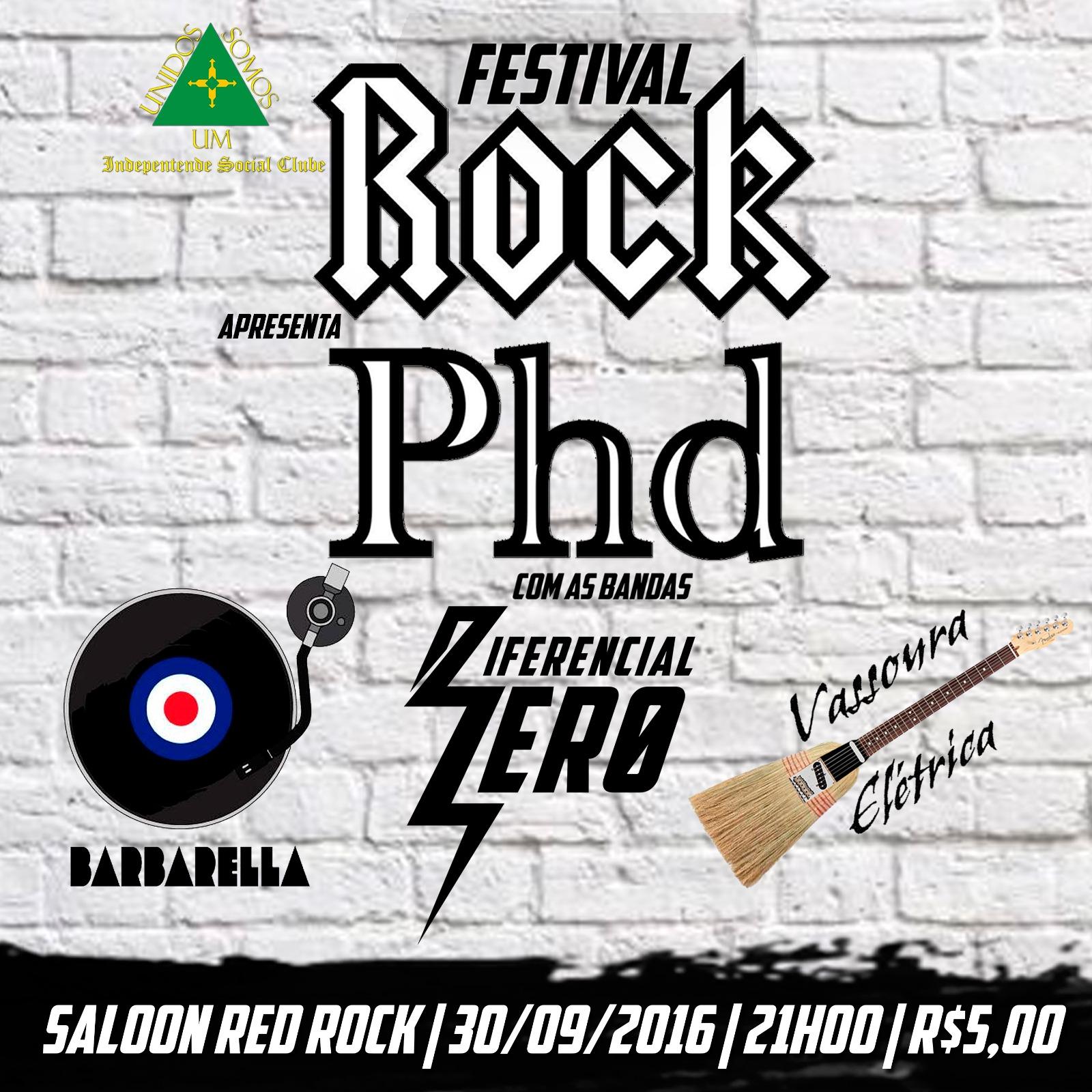 ROCK PhD
