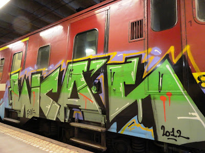 wcas graffiti train