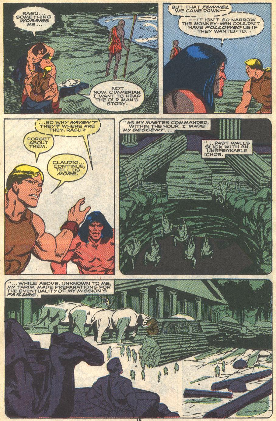 Conan the Barbarian (1970) Issue #229 #241 - English 13