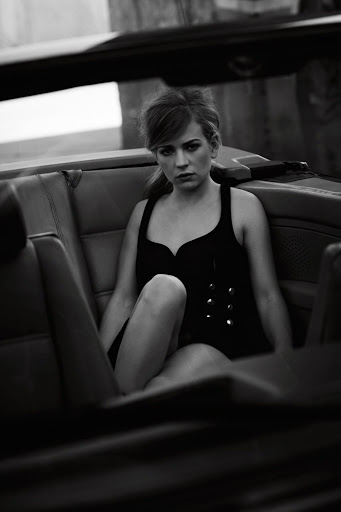 Britt Robertson sexy photo shoot for Flaunt Magazine Issue #143 2015