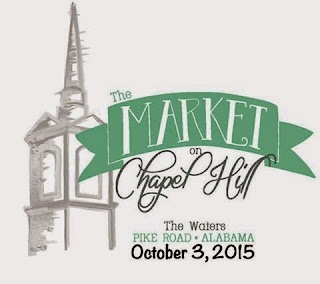 "Come join me at ""The Market on Chapel Hill"""