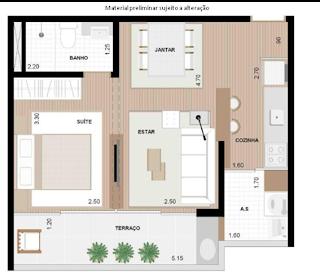 imagens cobertura apartamento Tatuapé