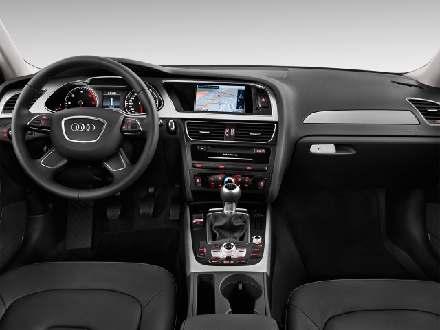 2013 Audi A4 Review and Pictures Interior
