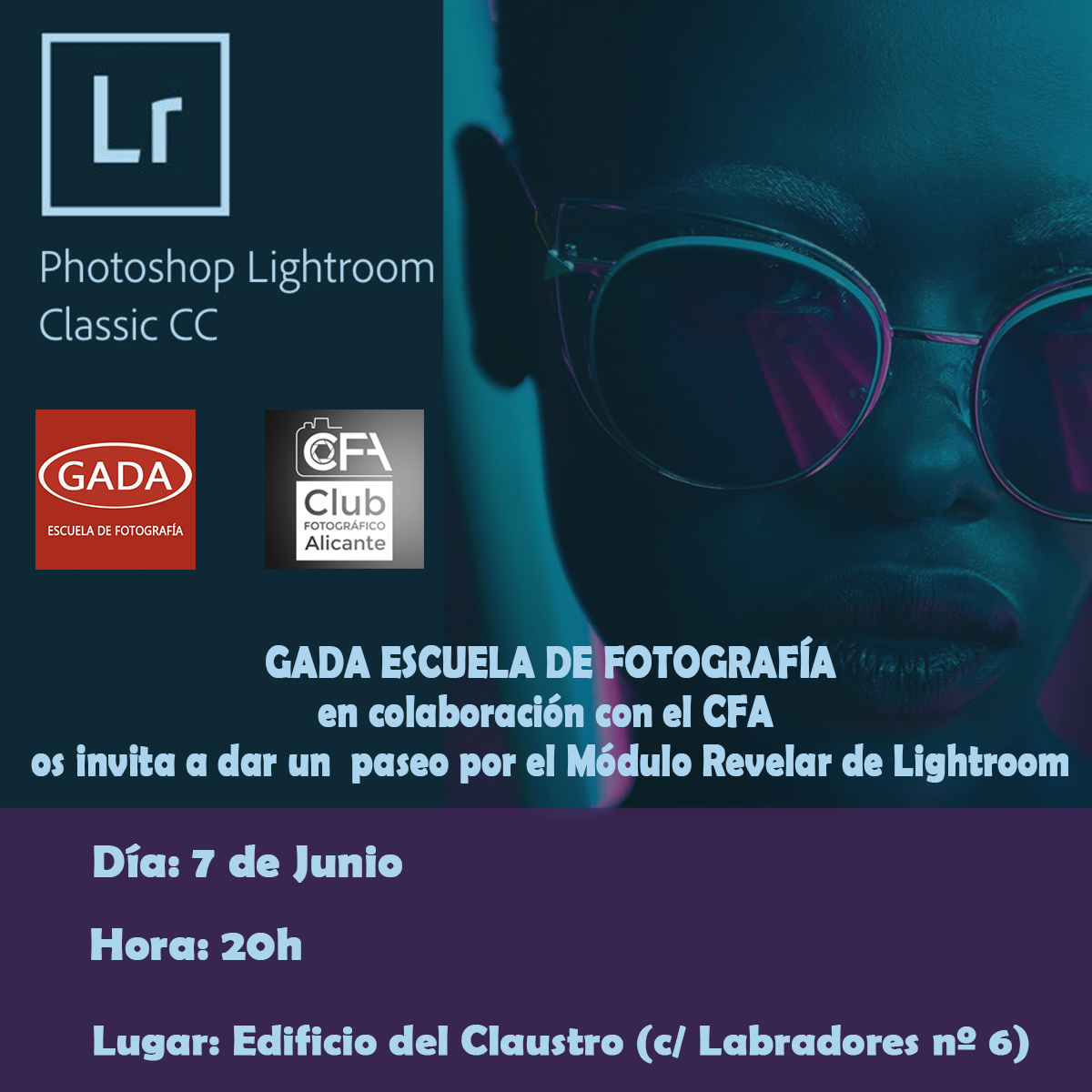 REVELAR CON LIGHTROOM