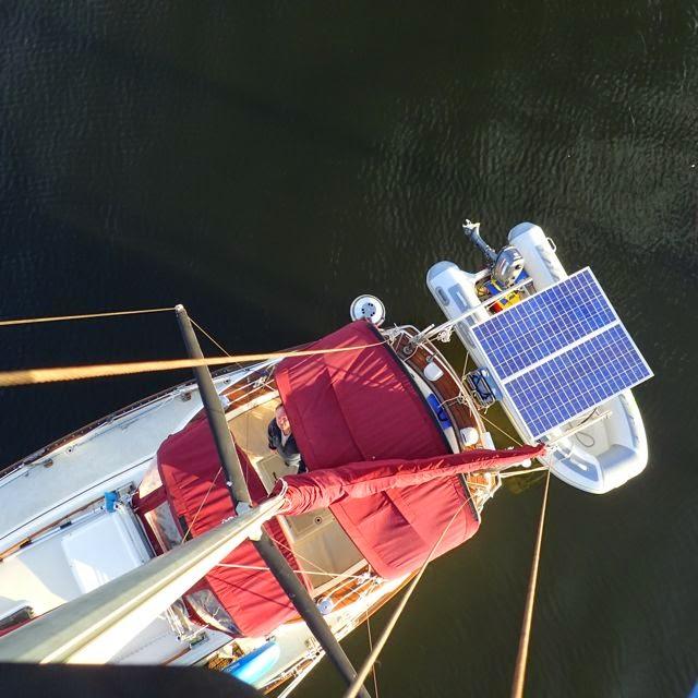 pearson 365 sailboat boat maintenance and repair