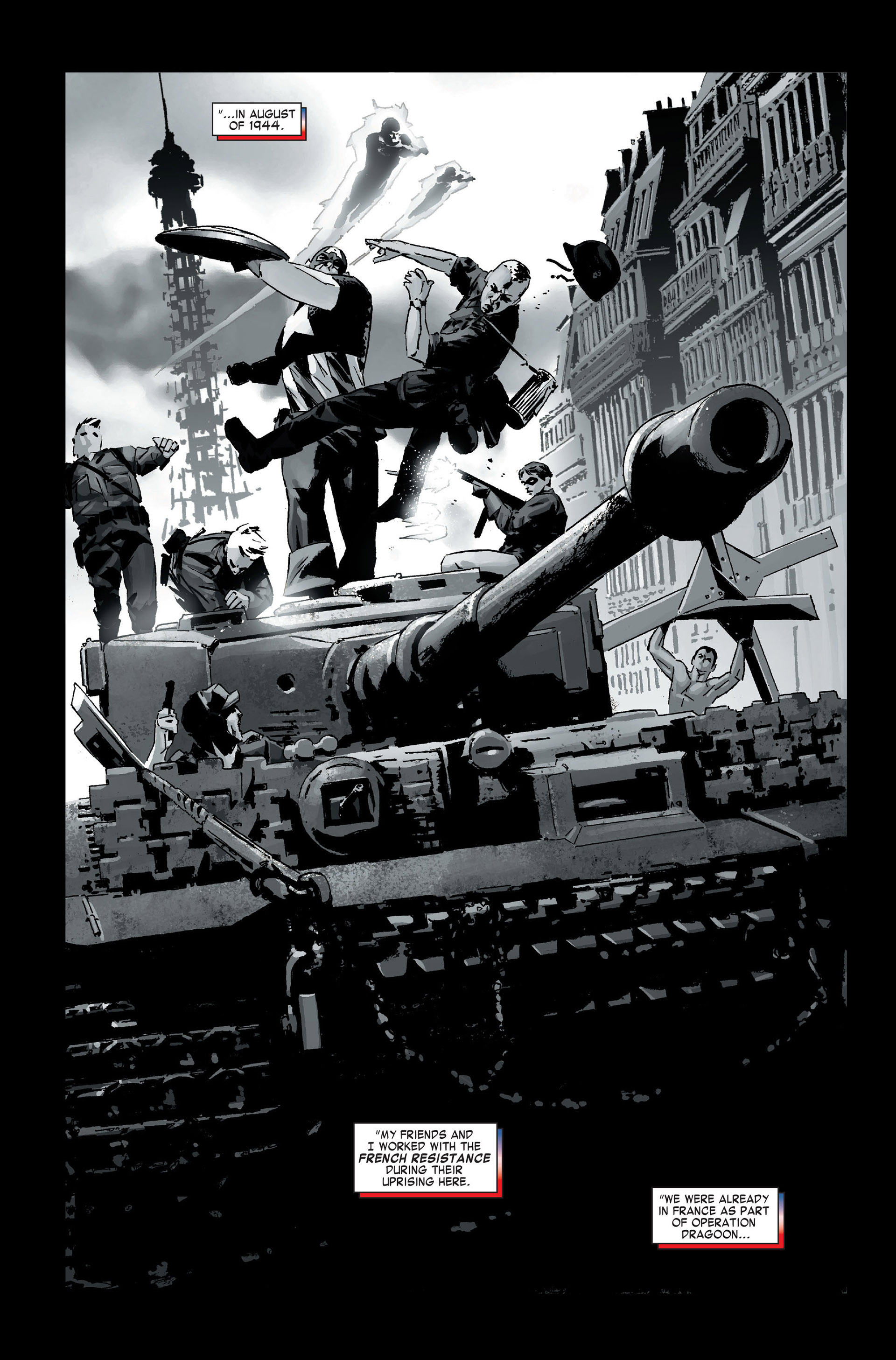 Captain America (2005) Issue #3 #3 - English 18