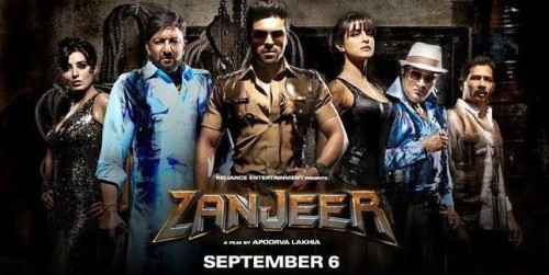 Zanjeer (2013) *DVDScr* Watch Online