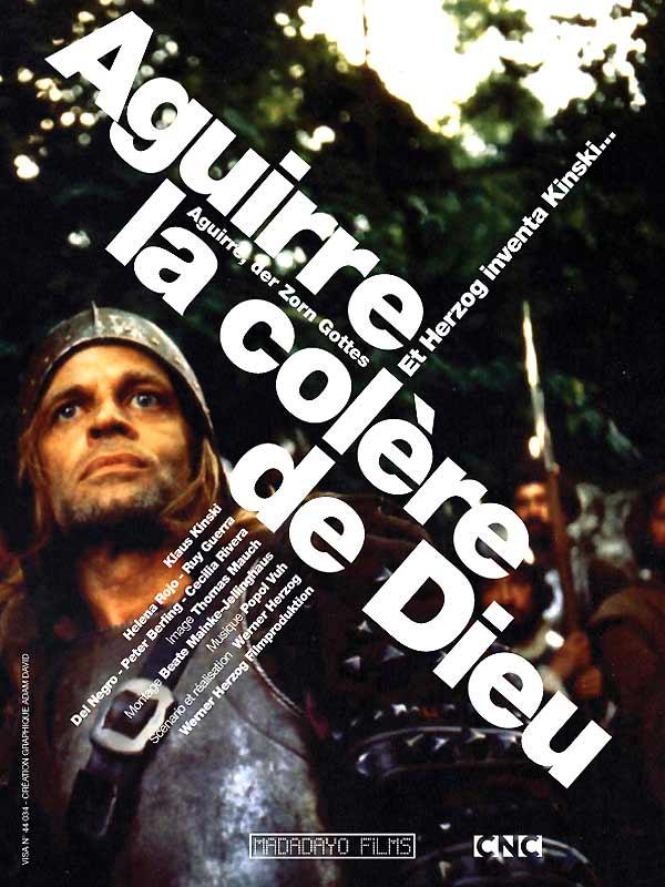 Aguirre, la colere de dieu