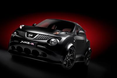 Nissan Juke GTR
