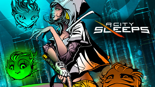 A City Sleeps PC Full