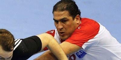 Issam Tej desafectado de selección tunecina. Estaría un mes fuera de las canchas | Mundo Handball