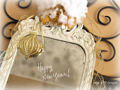New Year's Eve Glitz Party