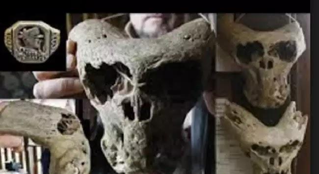 Παράξενα «εξωγήινα» κρανία βρέθηκαν στην Ρωσία [Βίντεο]