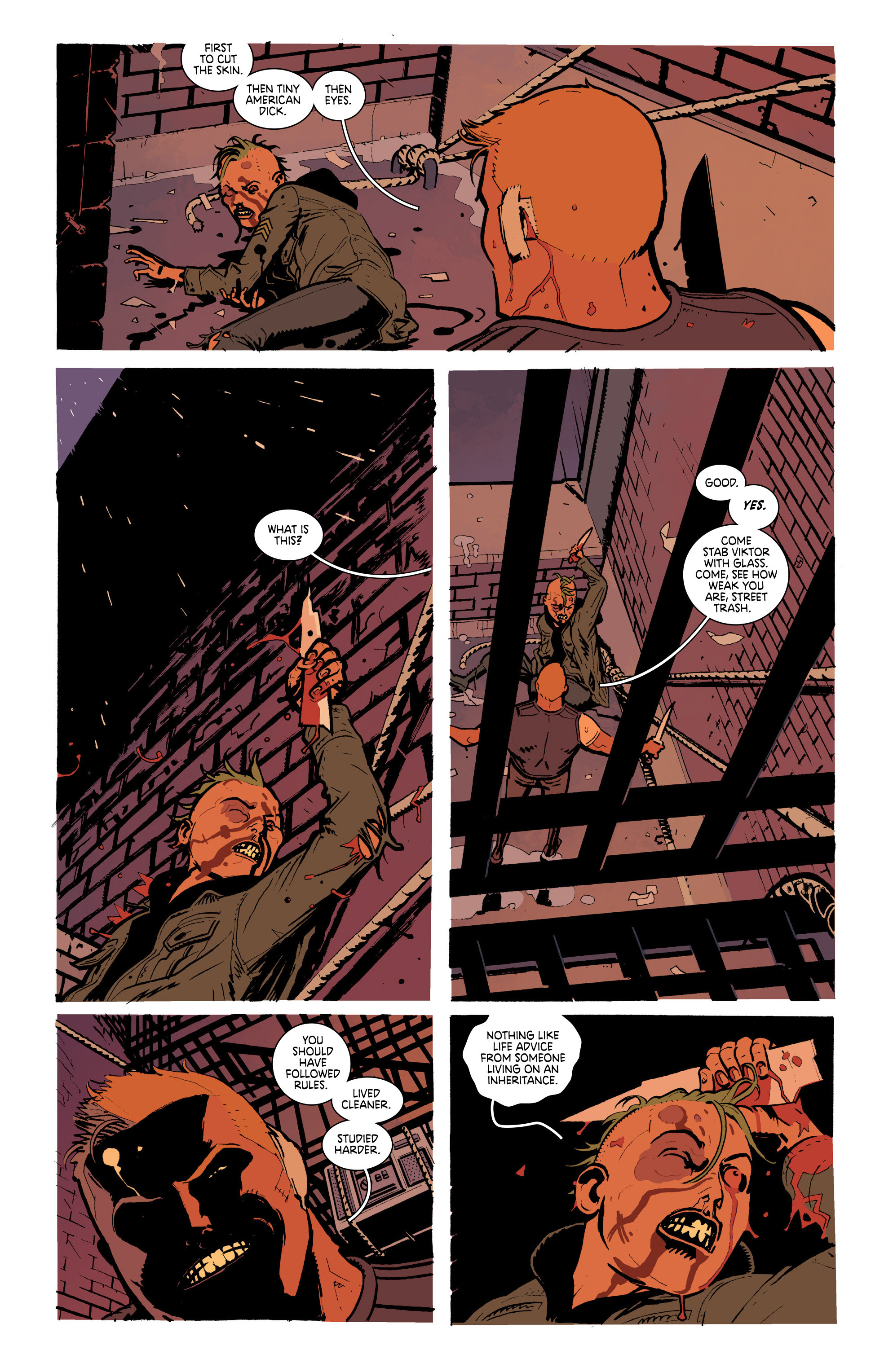 Read online Deadly Class comic -  Issue #19 - 15