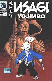 Usagi Yojimbo#142