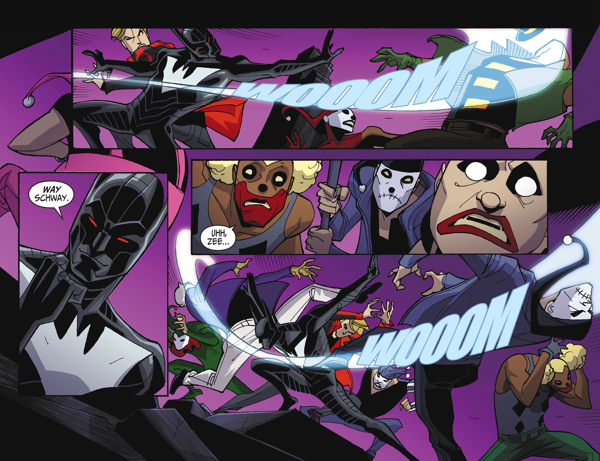 Batman Beyond 2.0 Issue #20 #20 - English 6
