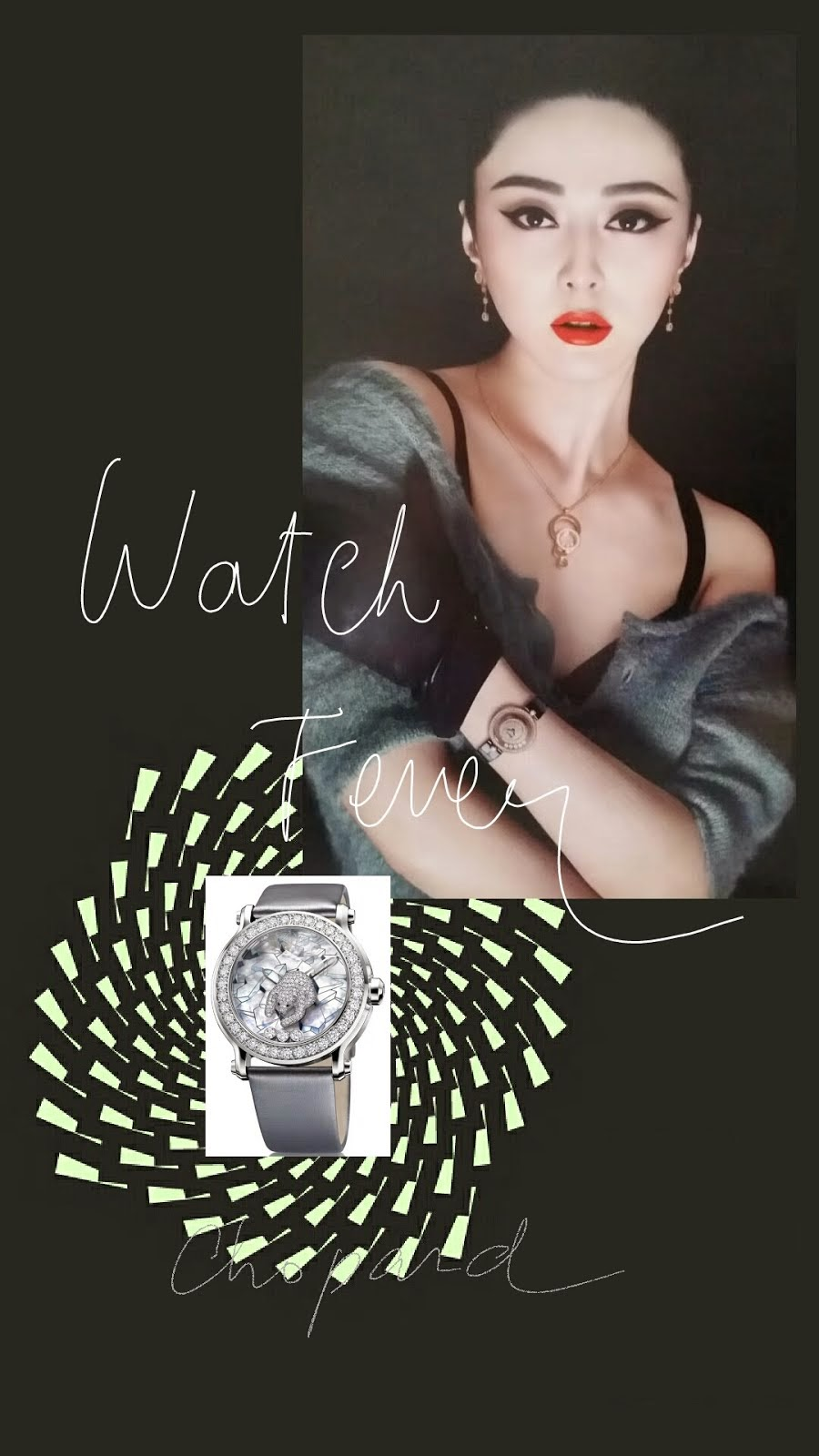 Fan Bing Bing's Chopard