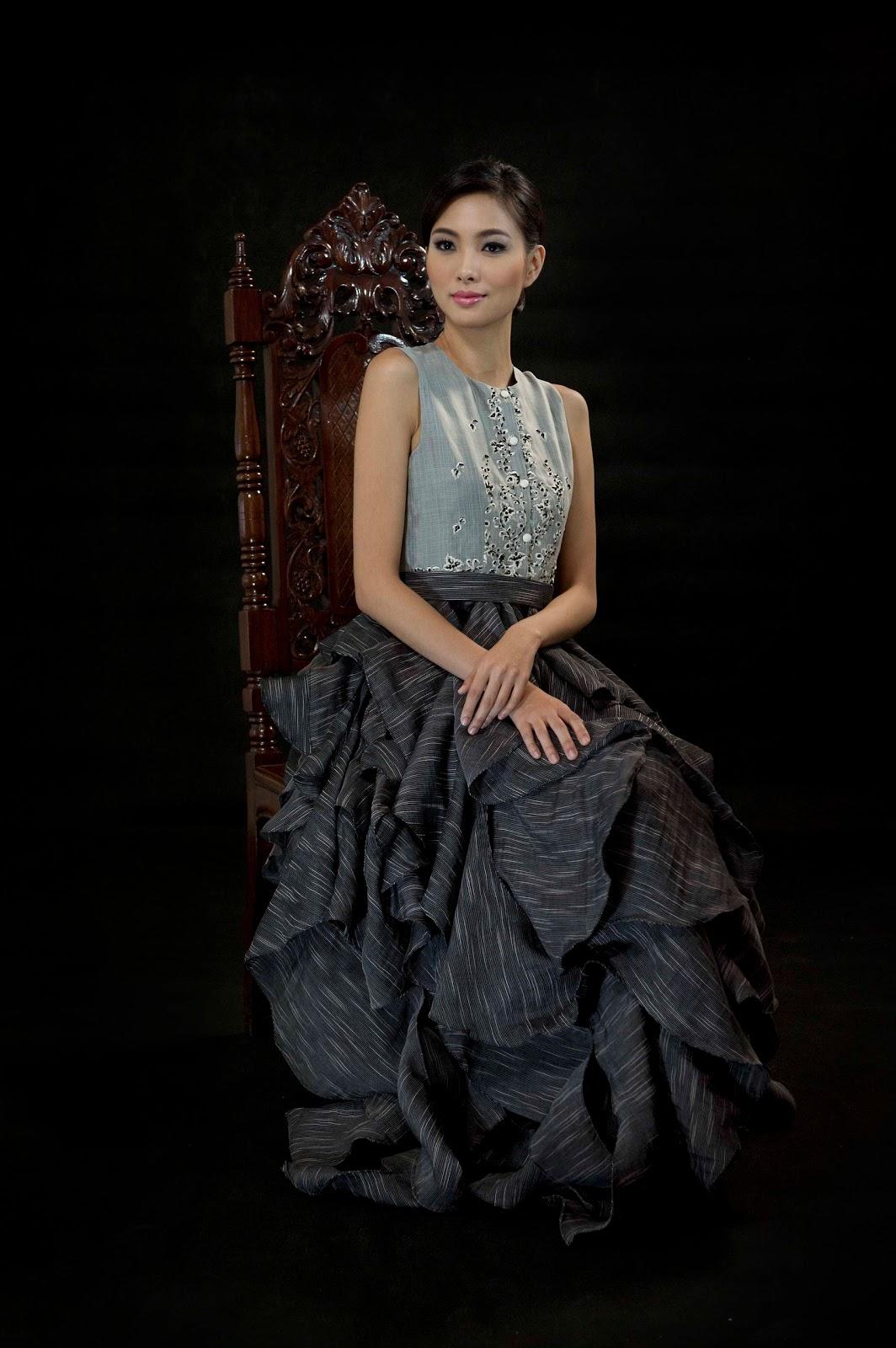 Manila Fashion Observer Modern Filipiniana At Religioso