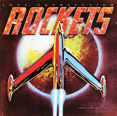 The Rockets - Love Transfusion + Demos Tapes (1976-1977 Great Us Rock & Roll - Cd Reissue + Bonus Tracks - Wave)