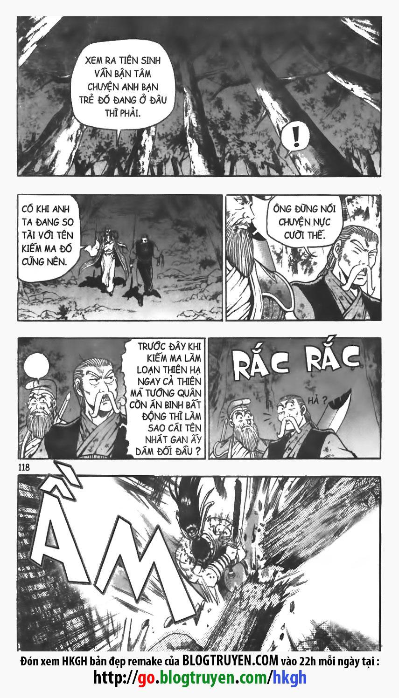 Hiệp Khách Giang Hồ - Hiệp Khách Giang Hồ Chap 108 - Pic 1