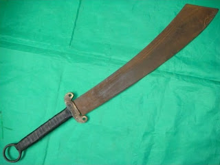 Dadao 大刀 Big Knife Chinese great sword