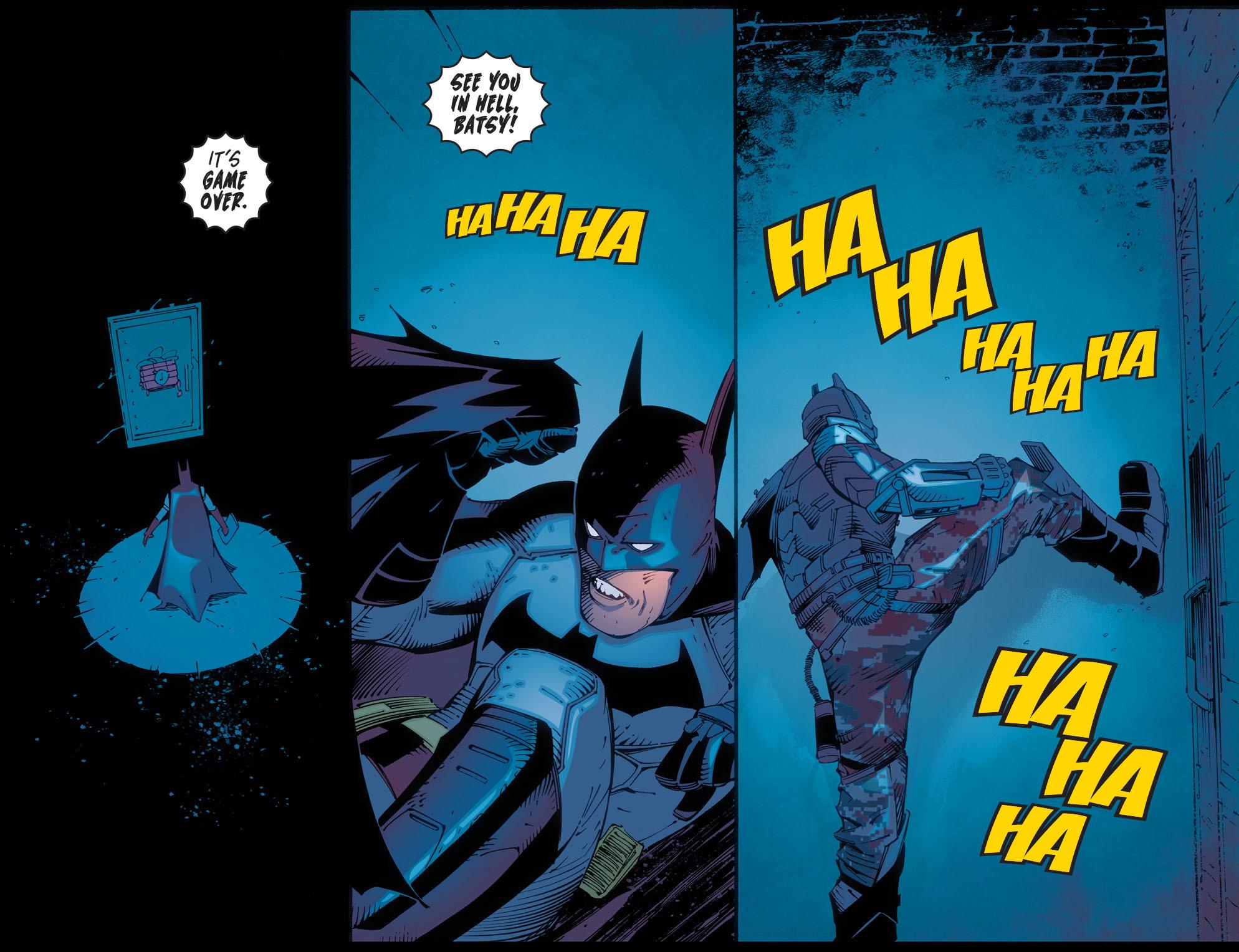 Batman: Arkham Knight [I] Issue #3 #5 - English 6