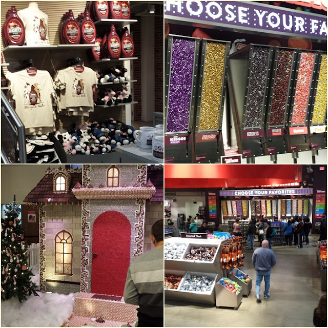 2016 trip to chocolate world.and go with a spending budget in place! at thethriftygroove.com