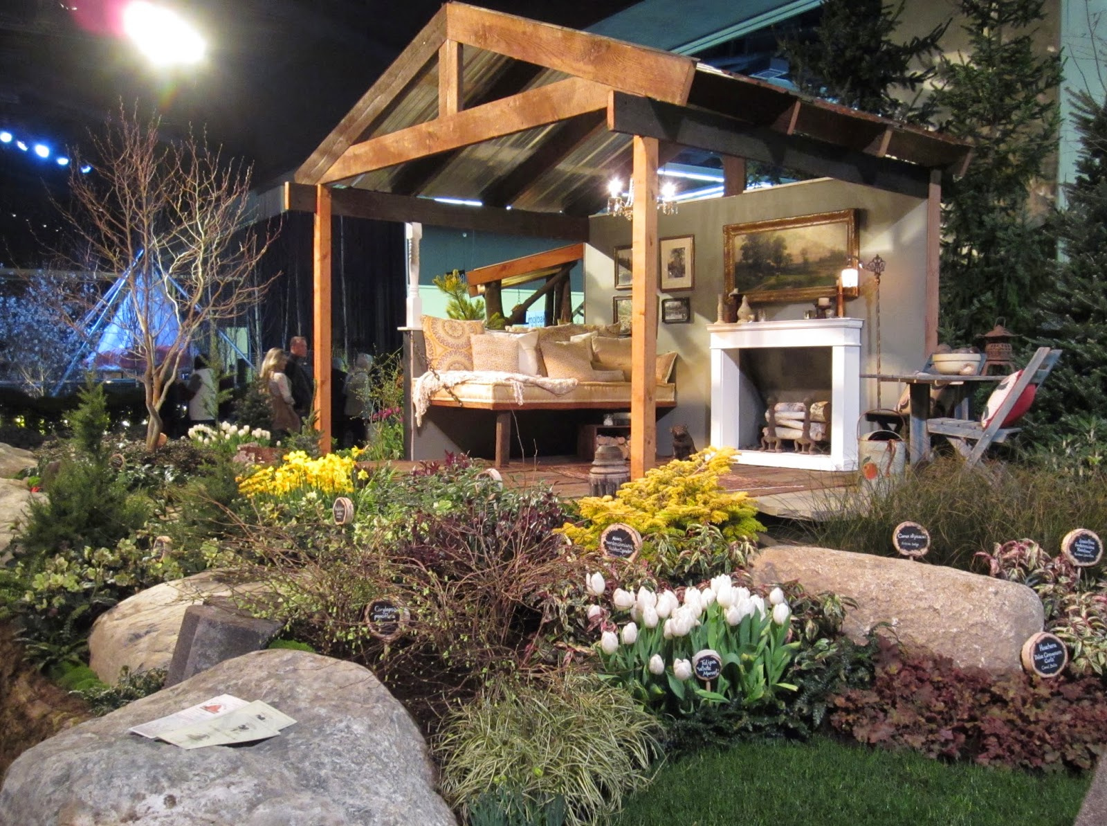 beatrice euphemie the northwest flower and garden show part 11 - Northwest Flower And Garden Show