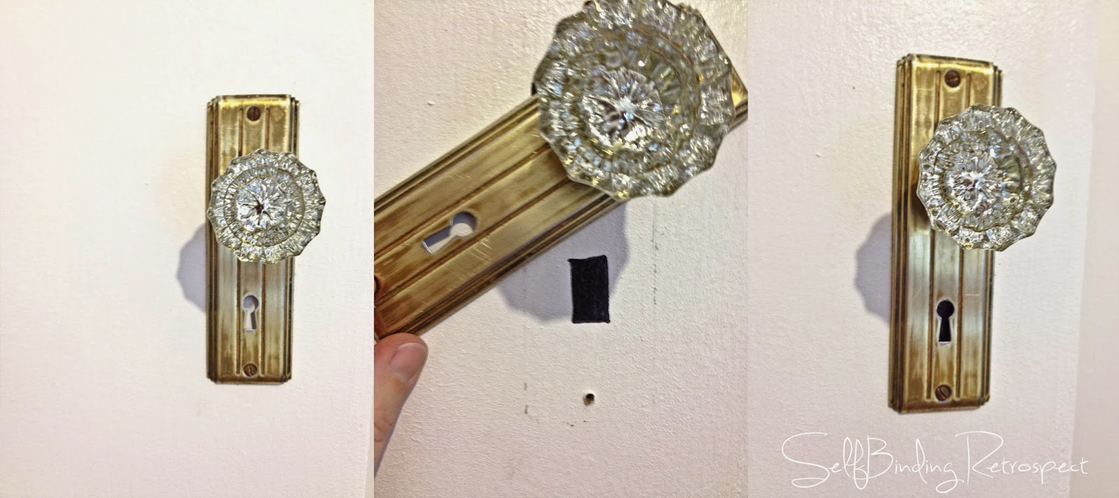 how to fake a door lock