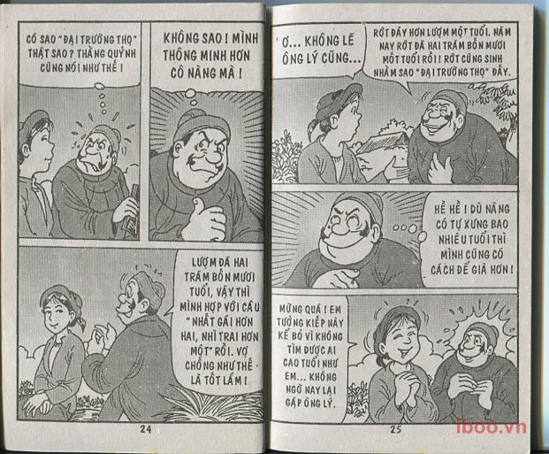 Truyện tranh Trạng Quỷnh Tập 200 trang 12