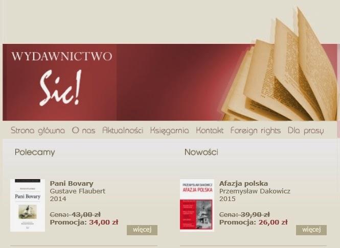 http://www.wydawnictwo-sic.com.pl/ksiazka/389/Afazja-polska/zapowiedzi/