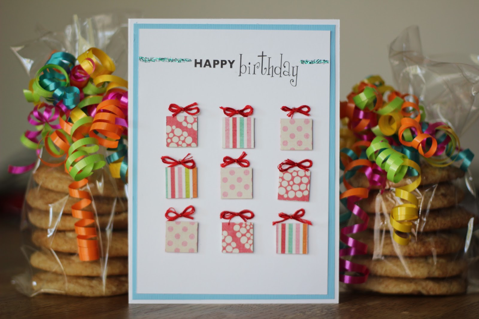 Three yellow lemons lots of presents birthday card lots of presents birthday card m4hsunfo