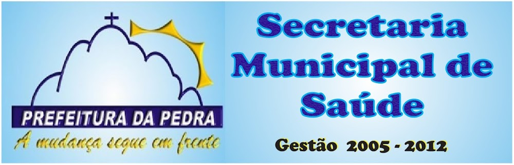 Secretaria Municipal de Saúde da Pedra