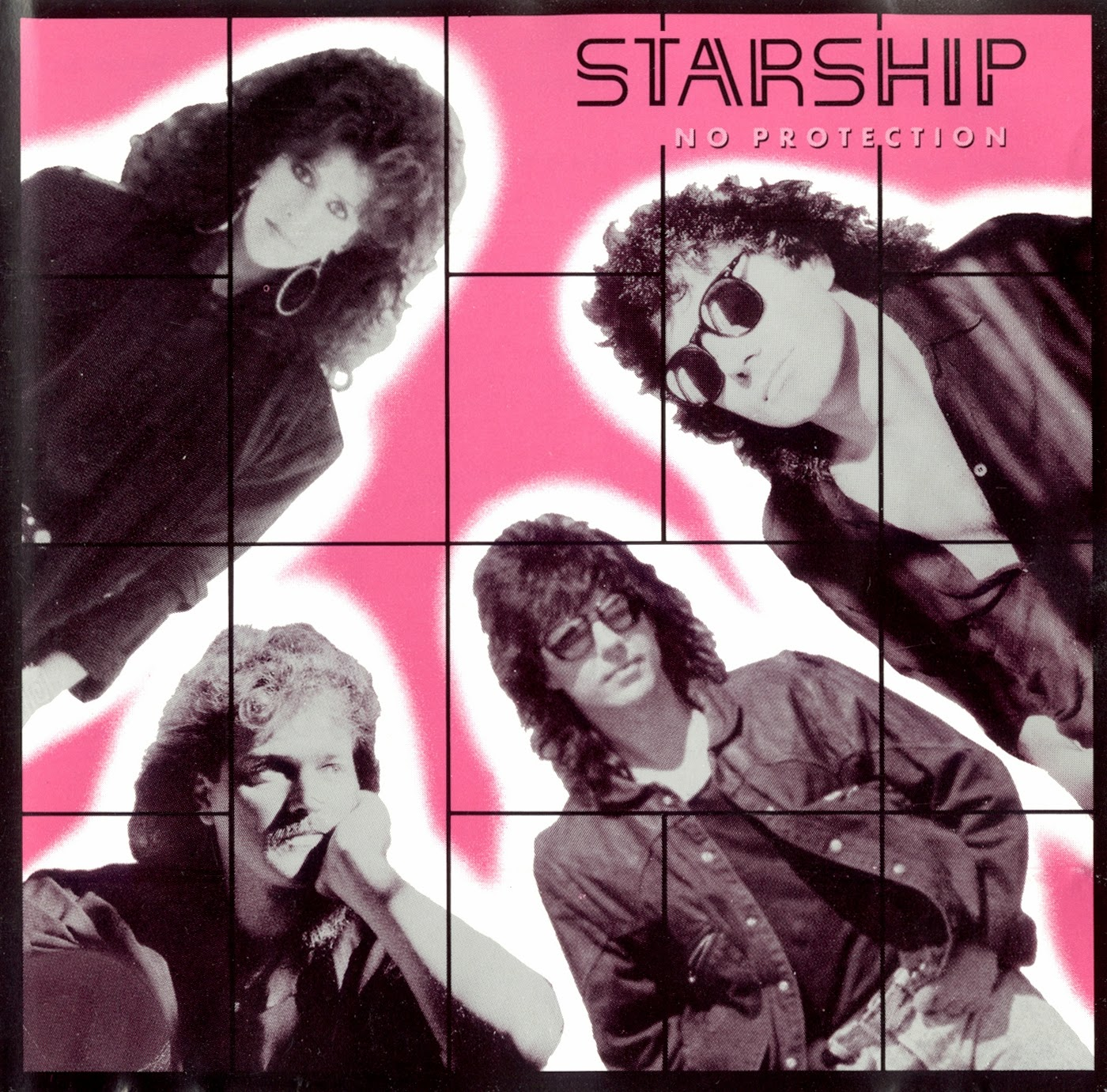 Starship No Protection 1987