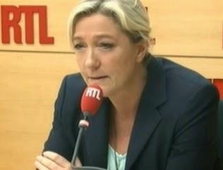 Ecotaxe-Marine Le Pen :